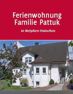 Ferienwohnung Pattuk in Netphen-Hainchen